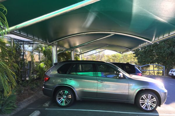 Carpark Shade Structures - Versatile Structures