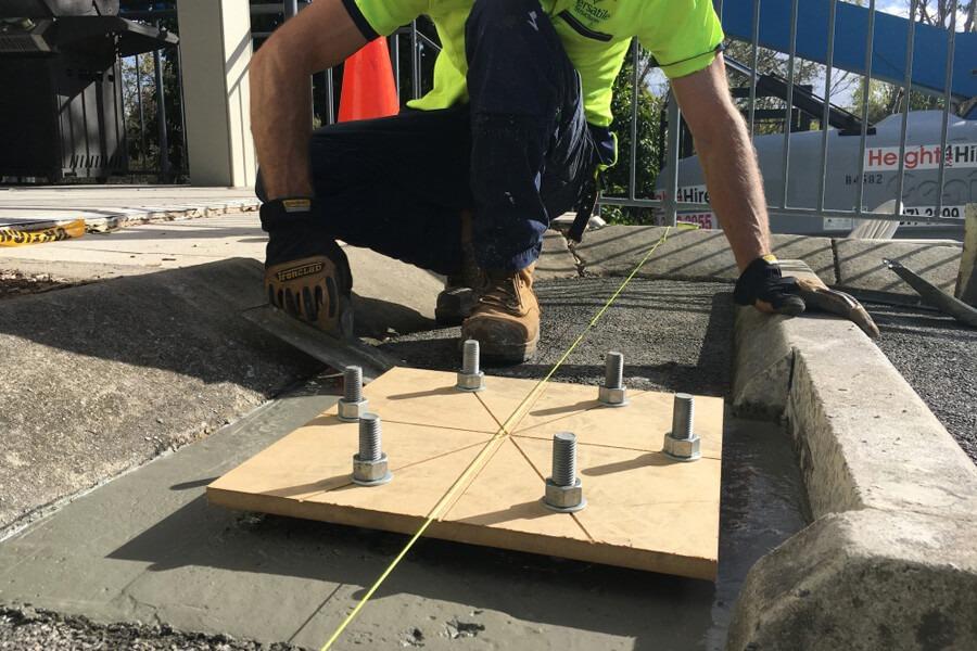 Strength Starts Below Ground - Versatile Structures