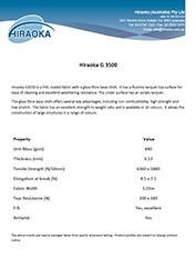 pvc-membrane-product-profile-g3500