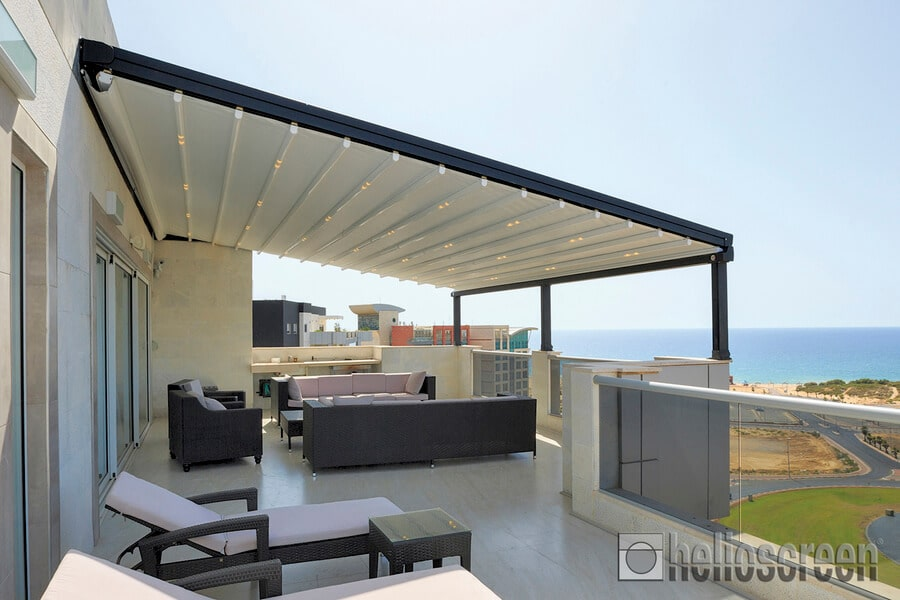 External Awnings And Blinds Versatile Structures