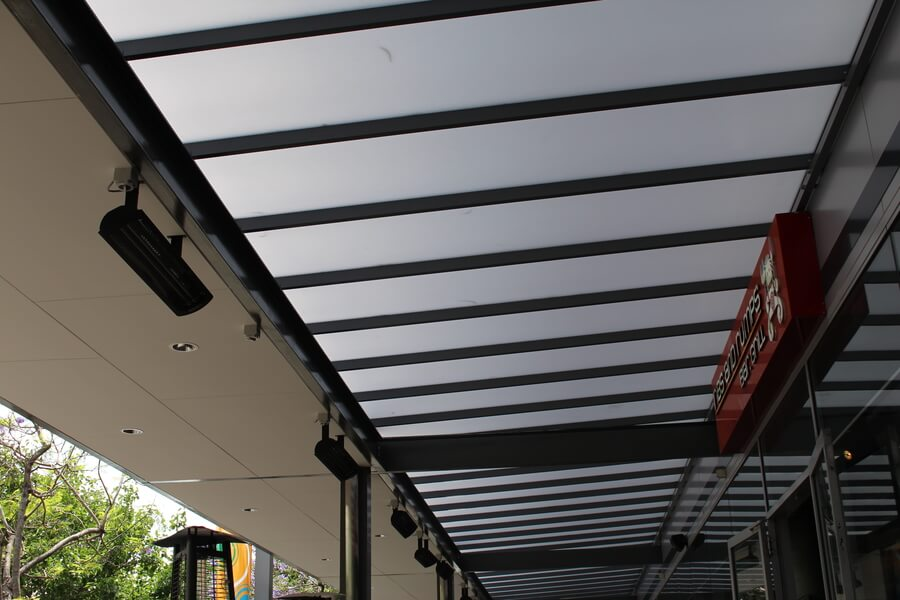 Polycarbonate Roofing Versatile Structures