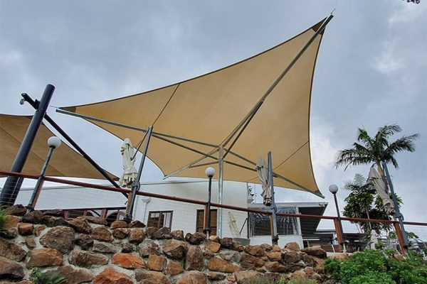 a shade structure is an investment