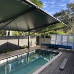 Phil's Pool, Specialised Textiles Association Winner – Domestic Tension Structure