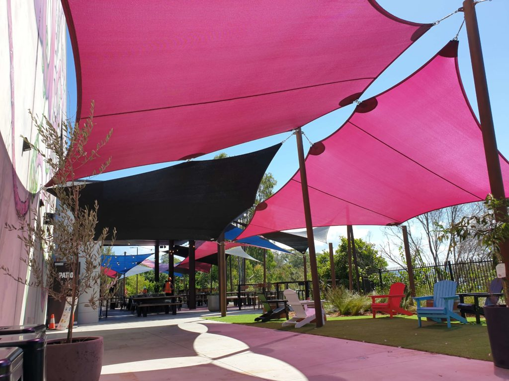 Five top tips to identify a quality shade structure