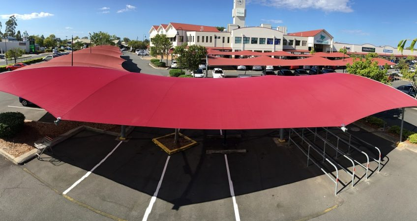 Commercial shade sails know how - Versatile Structures